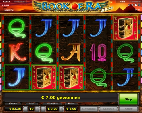casino spiel book of ra
