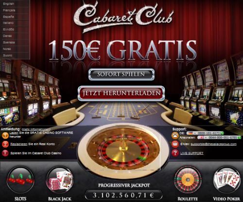 casino spiele the great cabaret croupier značenje