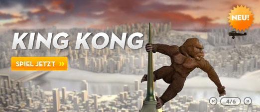 kingkong spiele