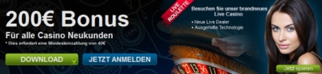 live roulette im william hill casino