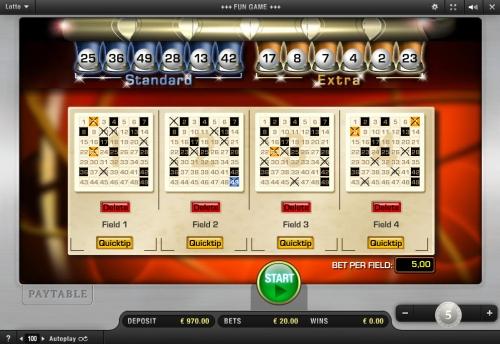 erfolgreich lotto spielen