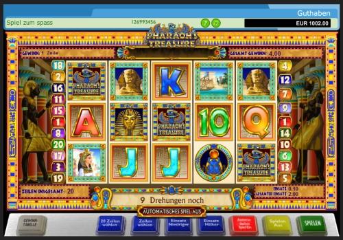 pharao online spielen