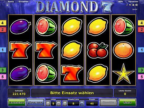 Diamond 7 Novoline