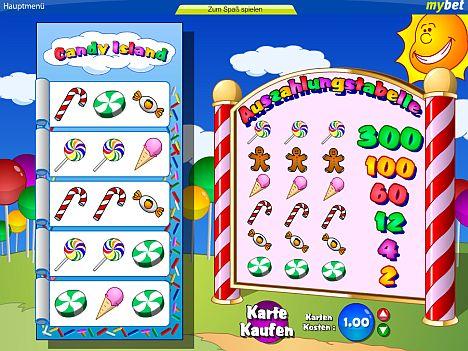 Candy Island Slot
