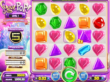 Sugarpop Slot