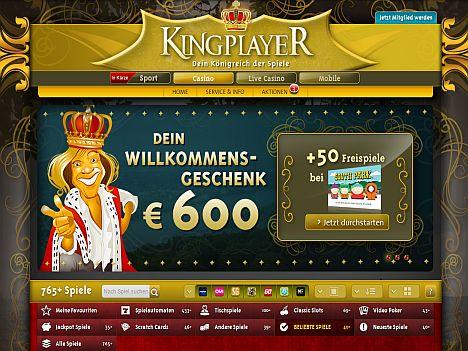 Kingplayer Casino