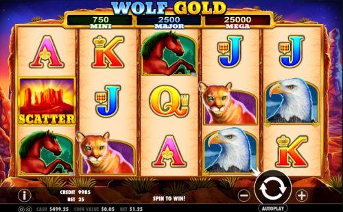 Wolf Gold Vorschau
