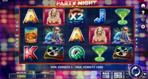 Party Night Vorschau