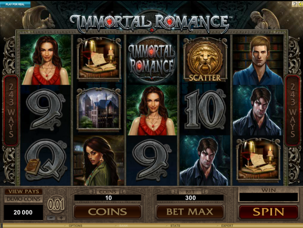 Immortal Romance Vorschau