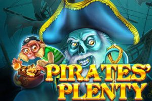 Pirates Plenty The Sunken Treasure Logo